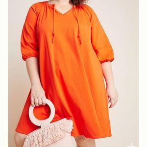 Anthropologie Anais Tunic Dress - Plus Size